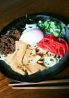8番ラーメン❤唐麺❤なんちゃって再現