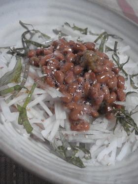 ヘルシー&ダイエット♥納豆サラダ