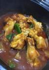 鳥肉トマト煮