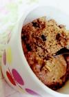 【卵なしHM】簡単マグカップケーキ
