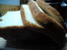 ばななのパン