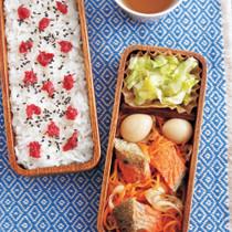 焼き鮭南蛮弁当