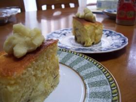 さつまいもドライフルーツ低脂肪ケーキ☆