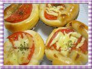 ツナトマトカップぱんの写真