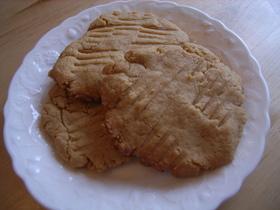簡単サックサク★ピーナツクッキー
