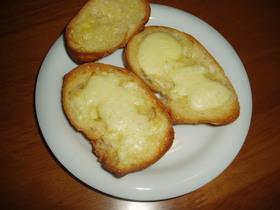 懐かしのチーズシュガートースト