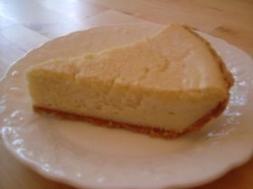 本当に簡単!!! ベイクドチーズケーキ