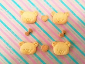 簡単サクサク♥私の型抜きクッキー!