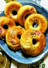 桜焼きドーナツ