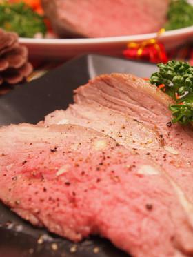 仔牛ランプ肉のロースト