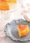 砂糖不使用!甘酒とりんごのチーズケーキ