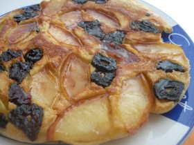 栄養満点アップルケーキ<簡単♪