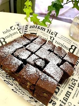 簡単チョコケーキ 〜炊飯器でできちゃう〜