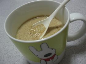 タピオカ入り☆豆乳のチャイ♪