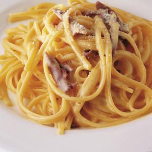 スパゲッティの法王風