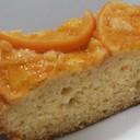 簡単☆清見オレンジとHMのケーキ