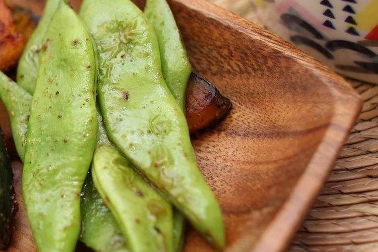 インゲン レシピ モロッコ モロッコいんげんの茹で方と美味しく食べれるレシピまとめ