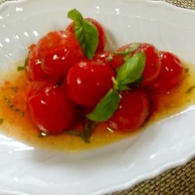 ミニトマトのスイートマリネ