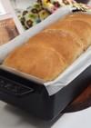 ストウブのケーキ&ブレッドパンで焼くパン