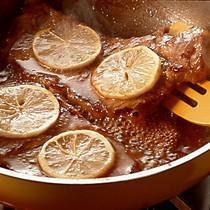 梅酒ステーキ