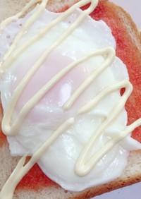 明太ソーストースト