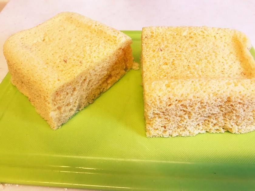 BP不要☆おから蒸しパン