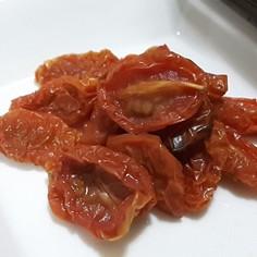 ☆オーブン放置のセミドライミニトマト☆