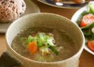 塩麹でシンプル美味しいスープ