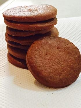 HM♡材料2つ♡オレオ風チョコクッキー