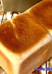 ふわふわモチモチ♡湯種で角食パン