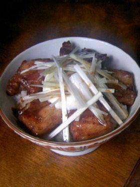 照焼き風・ウマウマ角煮丼