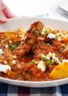 スペアリブのトマト煮込み