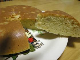 炊飯器フカフカしっとり★サツマイモケーキ