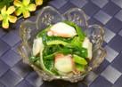 タコと青ネギの酢味噌和え(ぬた)