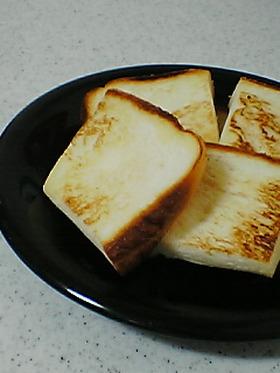 美味しいトースト