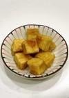 高野豆腐のカリッと照りマヨ!生姜風味♡