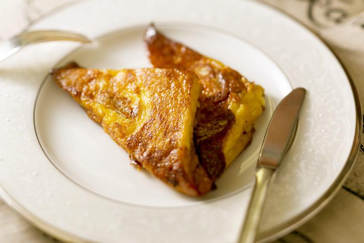 朝食やデザートにおすすめ!パン・ペルデュ