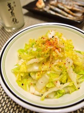 白菜の簡単漬け★