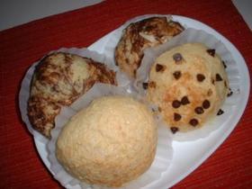 材料は3つだけ☆もっちり基本のお豆腐パン