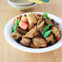 筑前煮(炒り鶏、がめ煮)
