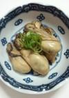 調味料1つ!たった3分で♡牡蠣のポン酢煮