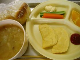 ジャガイモニョッキのスープ