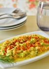 トルコ家庭料理☆ズッキーニと人参のサラダ