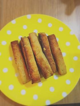 サクサク糖質制限大豆粉バー