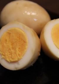 朝昼夕弁当♪簡単美味♪ゆで卵の醤油麹漬け