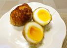 簡単!中はとろ~り♪肉巻き半熟ゆで卵