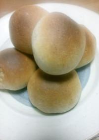 ふすま入り丸パン