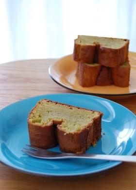バター・油なし!アボカドのパウンドケーキ