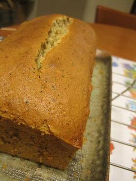 アールグレイのパウンドケーキ