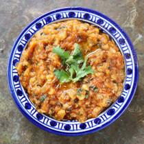 ザールク(焼き茄子のモロッコサラダ)
